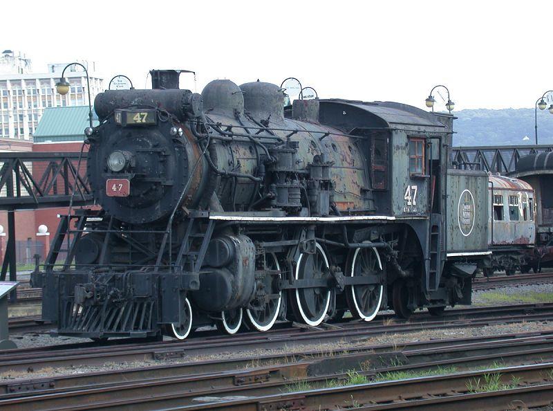 american steam trains video - photo #48